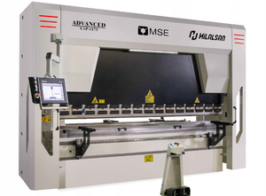 MSE Hilalsan Advanced CAP 3175 Abkantpresse CNC/NC