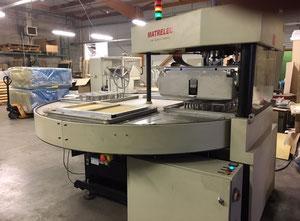 Matrelec T106 R4 Blister machine