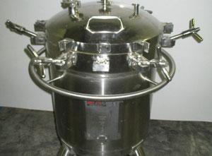 BIO INOX 110 litres Behalter