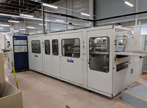 Illig rv 74 Thermoforming - Automatic Roll-Fed Machine
