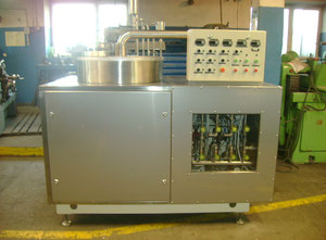 Machine de production de chocolat Nagema LTS10
