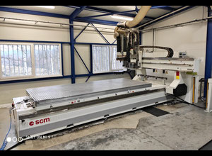 Scm Group Accord 40 Wood CNC machining centre - 5 Axis