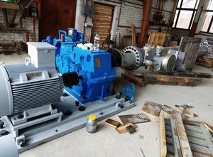 Keller CFE-699-A-04 Extrusionsanlage