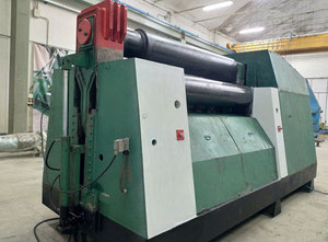Used Cortellezzi 2000x30 mm Plate rolling machine