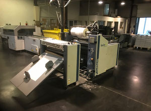 Tauler 2010 Post press machine