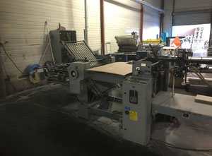 Máquina de postimpresión Sthal 50 x 70
