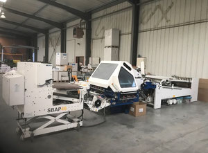 MBO MBO   maxi  70 x 102 Post press machine