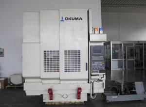 Centro de mecanizado vertical Okuma MX45 VAE