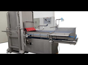 Machine d'injection de saumure RÜHLE IR 112