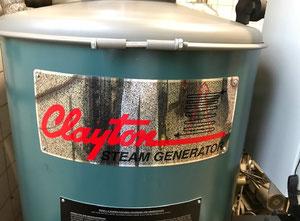 Contenedor - tanque de fusión Clayton EG-10-1