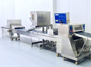 CANOL 6500/600 Complete biscuit or croissant production line