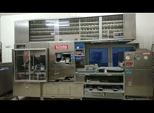 Ligne complète de production de pains KÖNIG REX T4 / ECO 5000