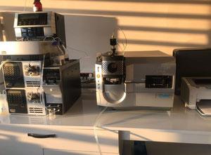 Zivak Technologies Tandem Gold 325 Analytical instrument