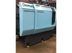 Demag 650 t 3300 Injection moulding machine