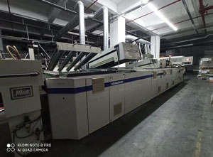 Steinemann Hibis 104 Screen printing machine