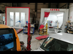 Celette - Spray booth