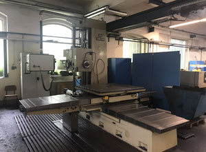 UNION BFT 90/5 Table Type Boring Machine (Retrofit 2002)