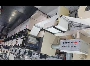 NILPETER B280 - 5 Etikettiermaschine