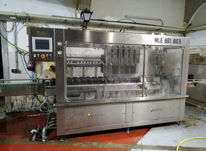 GAI MLE 661 BIER Triblock Bottling unit