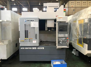 Okuma MB-46VB Machining center - vertical