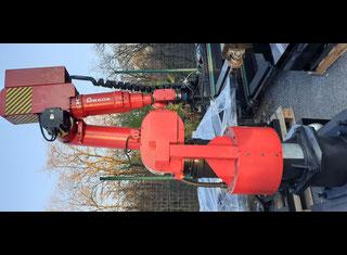 Amada ASTRO 100 NT + Isola Robot P00205019