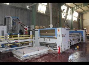 Klížicí stroj / lepicí stroj / nanášečka lepidla Barberan EN-PUR-4-1600