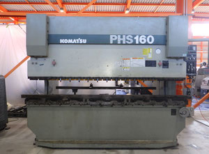 Komatsu PHS160 × 310 CNC Stanzmaschine