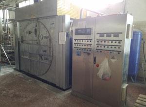 Máquina de tintura Flainox NRP180