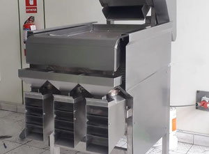 Máquina de producción de chocolate Vulcanotec Dcv 30