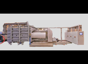 LOW pressure Plasma machine for surface treatment