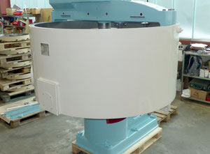 Used rotary conche PETZHOLDT type PVW-1000 for approx. 1.000 kg
