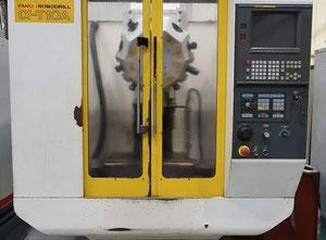 Fanuc ROBODRILL ALPHA T-10A Bearbeitungszentrum Vertikal