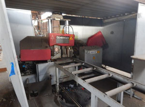 Sierra de cinta para metal Behringer HBP 300 mm