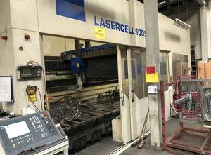 TRUMPF TLC 1005 Lasercell Laserschneidmaschine