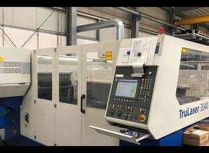 TRUMPF TruLaser 3040 laser cutting machine