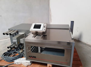 HAPA  Mod. H-231-C - UV Printer for blister plastic film and aluminium foil used
