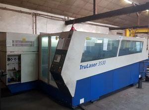 Řezačka - laserový řezací stroj TRUMPF TruLaser 3530