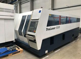 Trumpf TruLaser 5030 (L16) P00207018