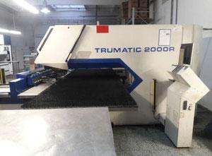 TRUMPF TRUMATIC 2000R CNC Stanzmaschine