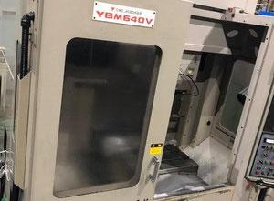YASDA YBM-640V Bearbeitungszentrum Vertikal
