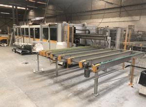Linia produkcyjna Schirmer BAZ 1000 GM VU 90°