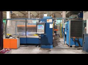 Impianto taglio laser usato Prima Industrie PLATINO 1530