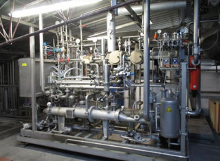 Hamba BK 6005 A Aseptic In-Line Cup Filling Line P00210036