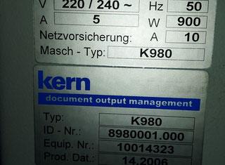 Kern KERN 980 P00210038