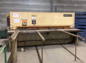 Safan HVR 310 13 16 hydraulic shear