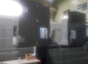 Aléseuse à montant fixe CNC Doosan DBC250LII