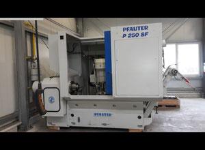 Gleason-Pfauter P 250 SF Horizontal Gear Hobbing Machine CNC