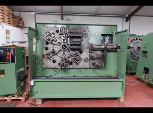 Maszyna do produkcji sprężyn Bihler GRM 80