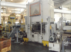 Feintool 1400 ton Stamping press
