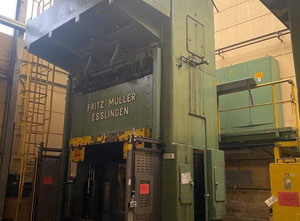 Fritz Muller ZE630 metal press